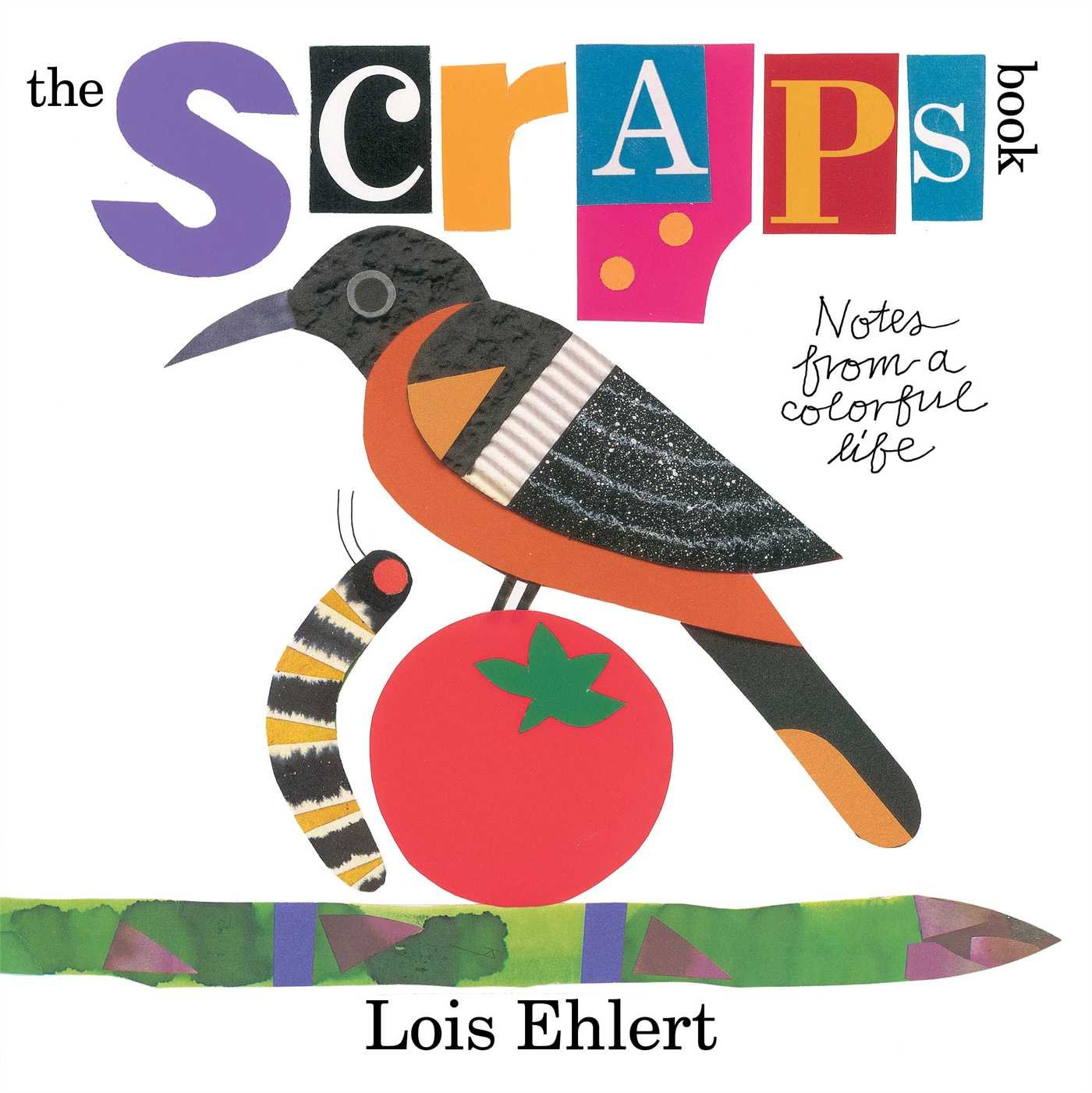 THE SCRAPS BOOK cover