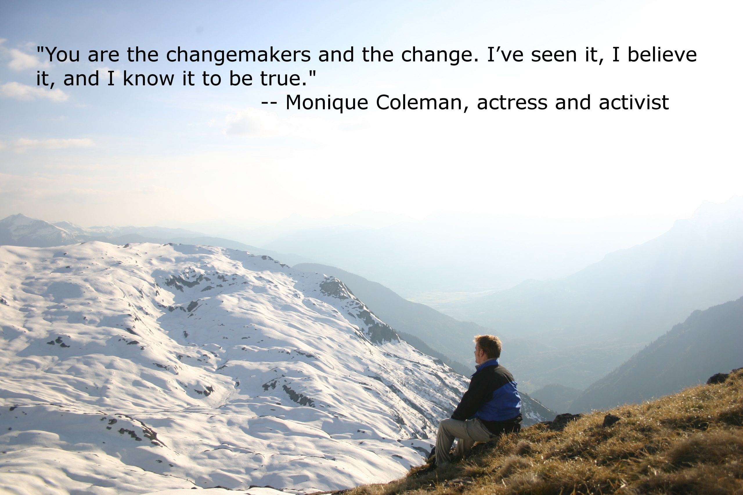 Monique Coleman quote