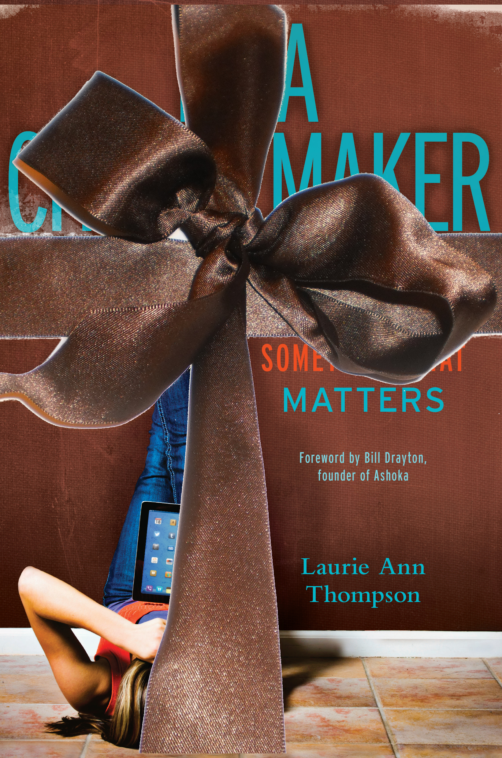 Be a Changemaker gift wrapped