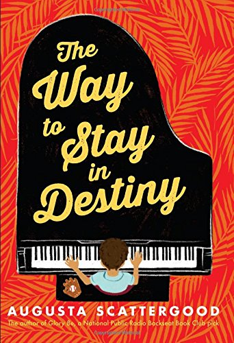 The Way to Stay in Destiny cover