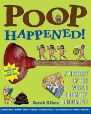 POOP HAPPENED cover